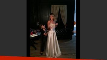 El espectacular look de Tini Stoessel para la revista Susana. (Foto: Twitter)