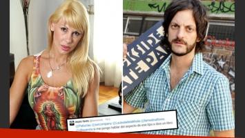 Mónica Farro explotó contra el Rifle Varela. (Foto: Web)
