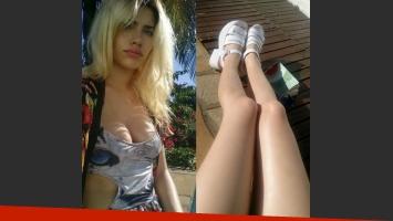 Eva de Dominici, una diosa en bikini: