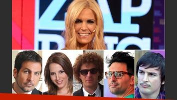 Viviana Canosa estará en Zapping con Toti Pasman, Soledad Larghi, Darian Schijman, Franco Torchia, Martín Amestoy. (Foto: Web)