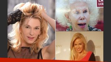 Yanina Latorre y un desafortunado comentario sobre la Duquesa de Alba y Luciana Salazar. (Foto: Web)