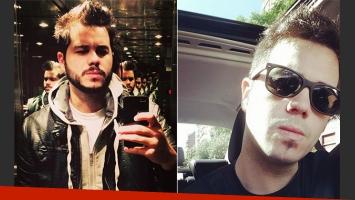 Nicolás Magaldi, un galán de la conducción que cambió de look (Foto: Instagram)