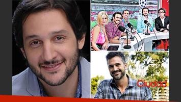 Germán Paoloski se va de Pura Química y llega Leo Montero. (fotos: Web y Ciudad.com)