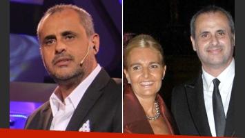 Rial confesó que engañó a Silvia D Auro y que ella hizo lo propio con él. (Fotos: Web)