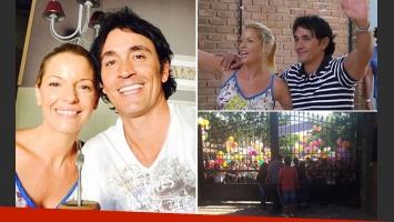 Las emotivas fotos del fin de rodaje de Camino al amor. (Foto: Twitter)