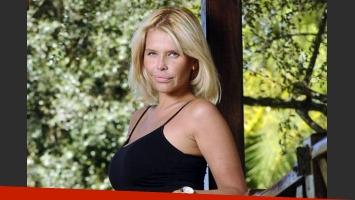 Nazarena Vélez, íntima a 8 meses del suicidio de Fabián Rodríguez. (Foto: Web)