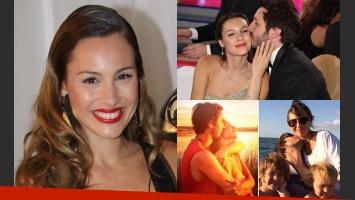 Carolina Pampita Ardohain habló a fondo de su amor con Benjamín Vicuña (Fotos: Web).