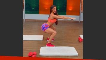 Magui Bravi subió la temperatura: rutina fitness con resultados voluptuosos y sexies (Foto: Instagram)