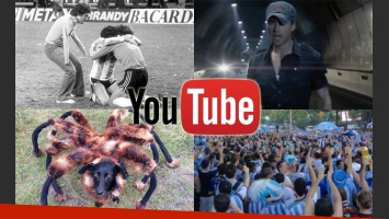 Los videos más vistos de 2014 en YouTube