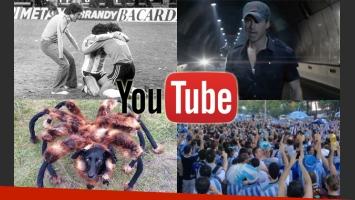 Los videos más vistos de 2014 en YouTube