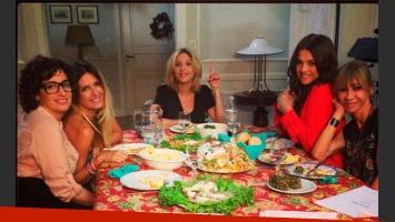 La última cena de las protagonistas de Guapas. (Foto: Instagram de @isabelmacedophoto)