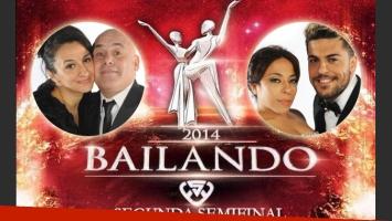 Anita Martínez y el Bicho Gómez se enfrentarán a Noelia Pompa y Facundo Mazzei en la segunda semifinal. (Foto: Ideas del Sur)