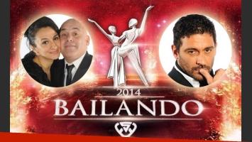 La gran final del Bailando 2014.