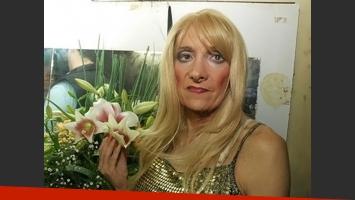 Zulma Lobato, debastada tras el asalto de tres motochorros. (Foto: Web)