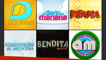 Quiénes serán los panelistas de la TV 2015