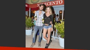 Lucía Celasco festejó el cumple de su novio Joaquín Rozas y una transparencia súper sensual. (Foto: Grupo Mass)
