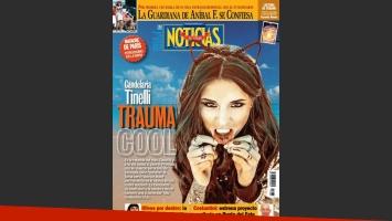Candelaria Tinelli salió al cruce de la revista Noticias (Fotos: Noticias)).