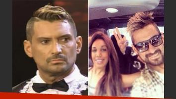 El Tirri le contó a Ciudad.com detalles de su casamiento con Mimi. (Fotos: Web y Twitter)