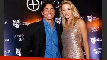 Sebastián Estevanez e Ivana Saccani serán padres nuevamente. (Foto: Web)
