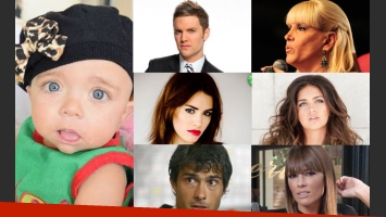 Helenita perdió su batalla y los famosos se expresaron en Twitter (Fotos: Web).