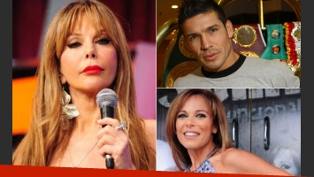 Graciela Alfano noqueó a Maravilla Martínez: