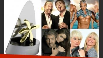 Los nominados a los Premios Estrella de Mar. (Foto: web)