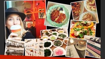 Soledad Fandiño y su nueva vida gourmet en Nueva York. (Foto: Instagram)