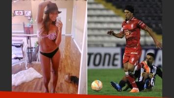 Tamara Alves alabó a Patricio Toranzo por su partidazo en Lima. (Foto: Web)