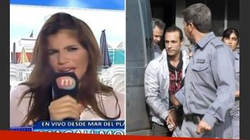 Magalí Mora y una desafortunada frase sobre Leonardo Fariña. (Foto: Web)