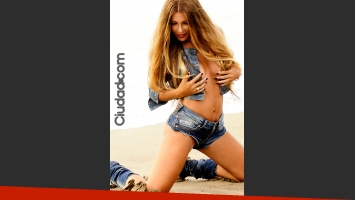 Las fotos sexies de Mónica Ayos. (Musepic / Ciudad.com)