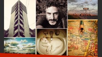 Leonardo Sbaraglia y su pasión por la fotografía. (Foto: Instagram)