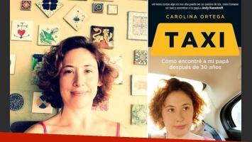 Carolina Ortega contó su impactante historia en Metro y Medio. (Fotos: Twitter y Facebook)