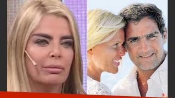 Raquel Mancini reveló detalles de su relación con Fabián Rodríguez (Fotos: Web).