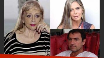 La madre de Fabián Rodríguez enfurecida con Raquel Mancini: