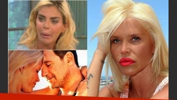 La actriz de Leonas envió un mensaje enigmático, en el mismo día que habló el hermano de Raquel Mancini. (Fotos: Web)