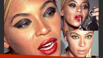 Las imágenes de Beyoncé sin Photoshop. (Fuente: web)