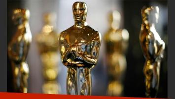 La preciada estatuilla de los Oscar. (Fuente: web)