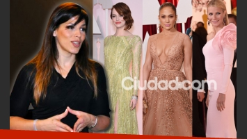 ¡Palabra autorizada! Las mejor y peor vestidas de los premios Oscar 2015