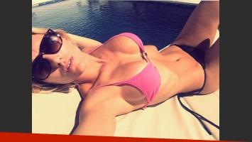 Sofía Macaggi despliega toda su belleza en las redes sociales. (Foto: Instagram)