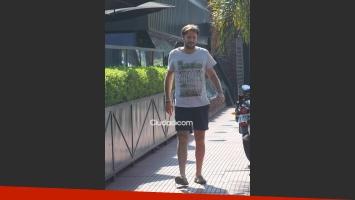 Mariano Chihade, el marido de Mariana Fabbiani. (Foto: Movilpress)