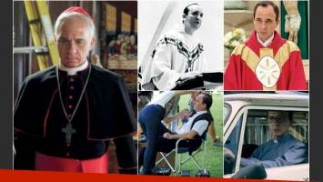 Darío Grandinetti asumió el reto y se convirtió en el Papa Francisco para una coproducción argentino-española. (Foto: Gente)