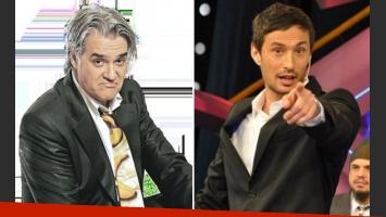 Roberto Pettinato ninguneó a Daniel Tognetti. (Foto: Web)