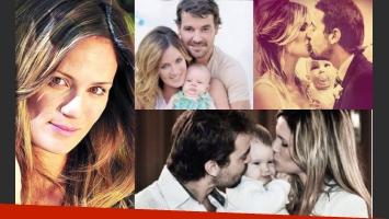 Paula Chaves habló de sus ganas de agrandar la familia con Pedro Alfonso (Fotos: Web).