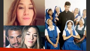 Jimena Barón vuelve a la televisión en Esperanza Mía (Fotos: Web y El Trece).