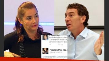 Nancy Pazos y un reclamo 2.0 a su ex, Diego Santilli (Foto:Web).