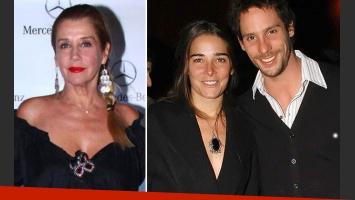 Marcela Tinayre, sobre los rumores de acercamiento entre Juana Viale y Gonzalo Valenzuela. (Foto: Web)