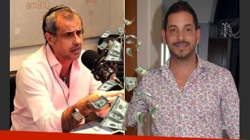 Jorge Rial reveló el detrás de escena del pedido de 50 mil dólares de Ariel Diwan para contar su historia. (Foto: Web)