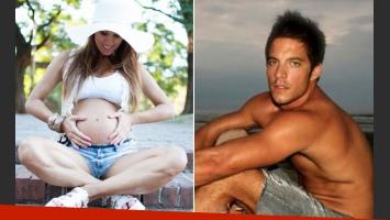 Barby Silenzi tendrá un hijo de Francisco Delgado. (Fotos: Twitter)