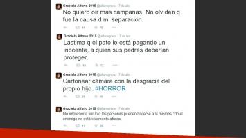 Alfano culpó a Bernal de su separación de Alé y opinó de su pelea con Diwan (Foto: Twitter)
