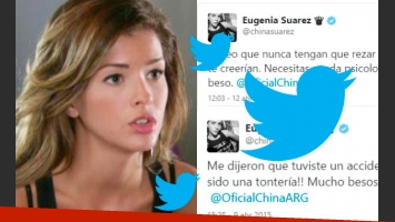 La China Suárez cargó contra una fanática que fingió estar accidentada para conseguir su atención. (Foto: Web)